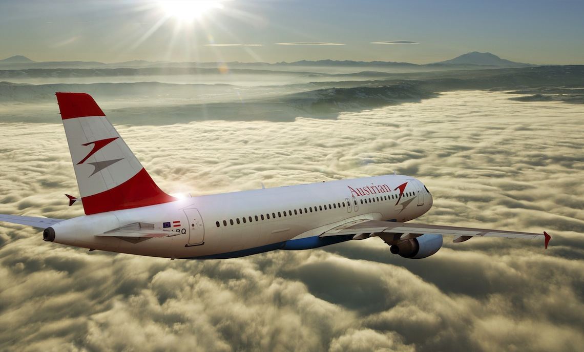 Austrian Airlines is Flying Nonstop Into EWR!