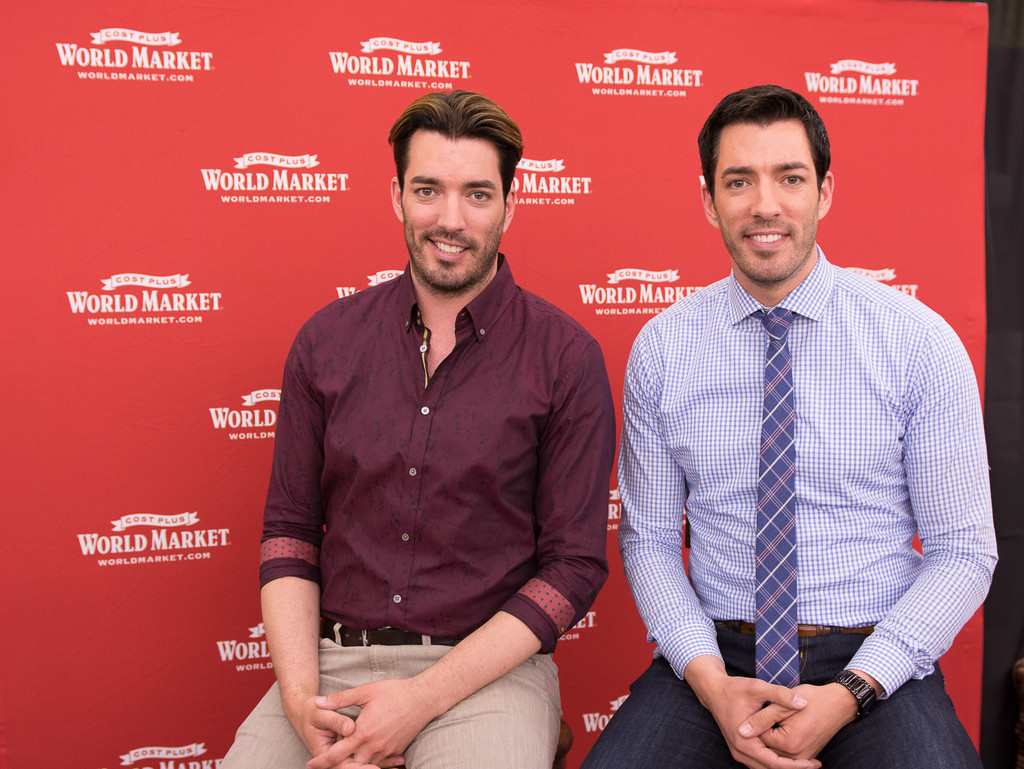 The Property Brothers Welcome Cost Plus World Market