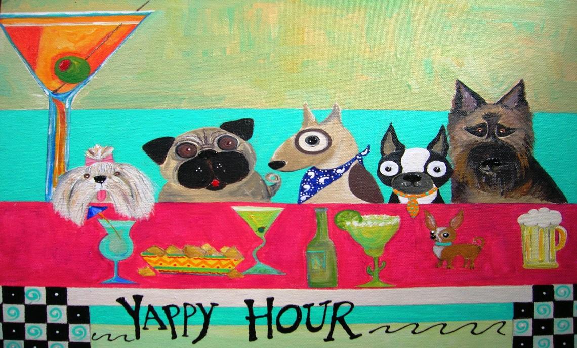 #HipNJ: Yappy Hour with Companions – Bernards Inn, Bernardsville