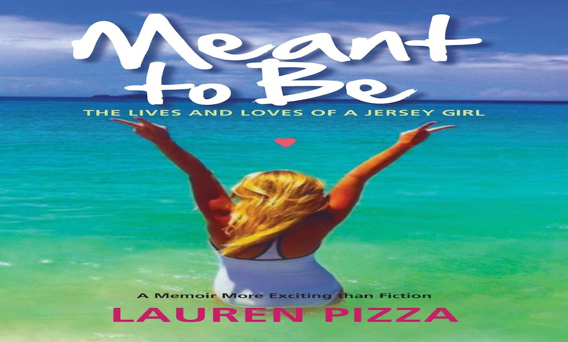 """#HipNJ: Author Lauren Pizza's New Book, """"Meant to Be"""""""