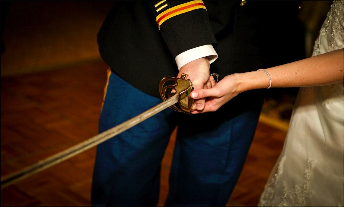 Happy Veterans Day!  Presenting the American Dream Wedding Scavenger Hunt