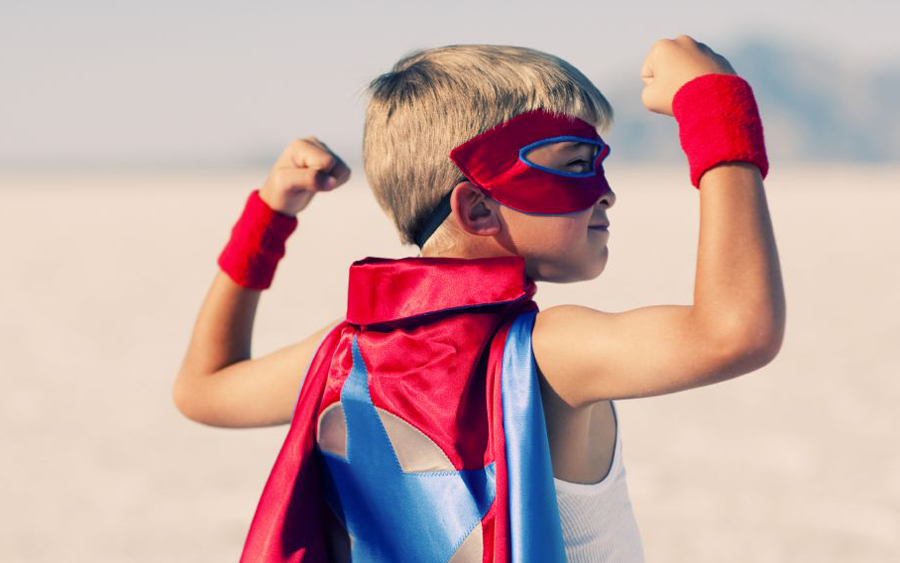 #TBT: SoPAC Saves The Day – Superhero Camp