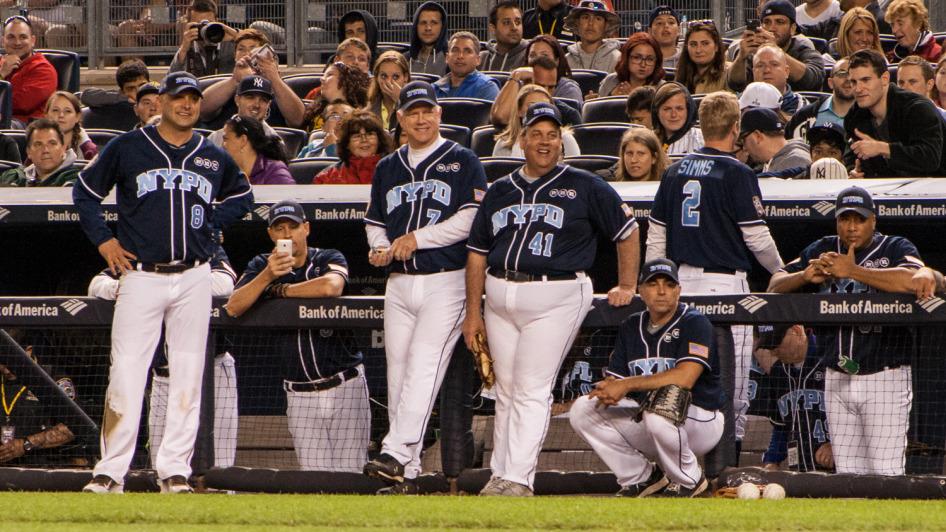 "WFAN's ""True Blue"" Celebrity Softball Game"