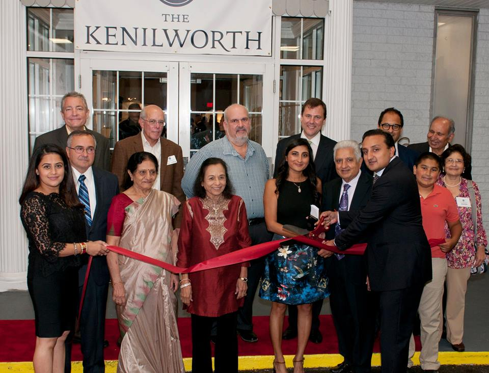 The Kenilworth Grand Re-Opening