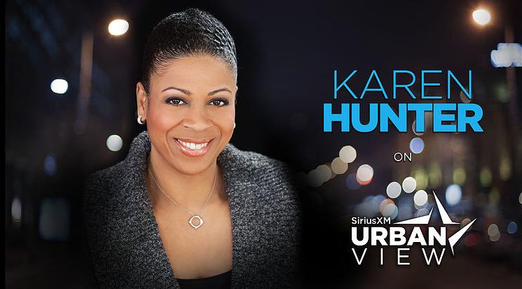 Interview with Karen Hunter of SiriusXm