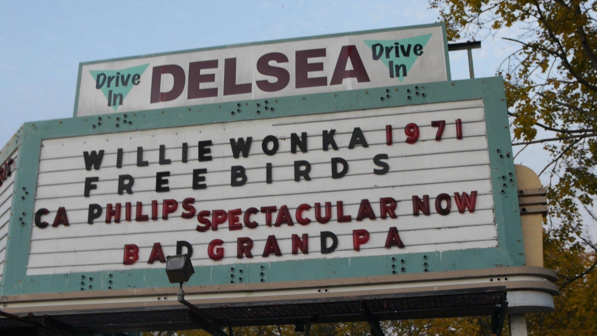 Delsea Drive-In Theatre