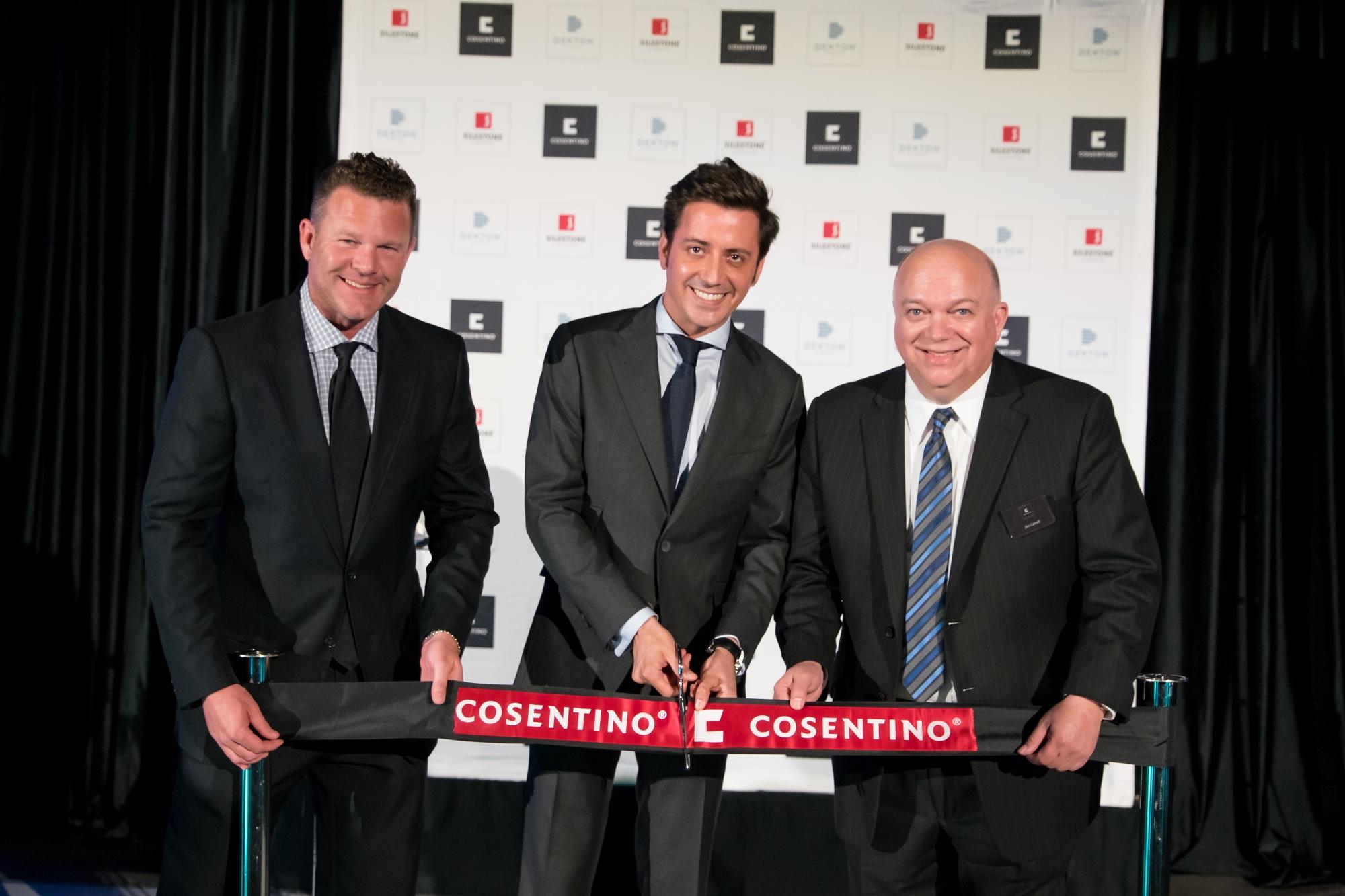 Cosentino Grand Opening