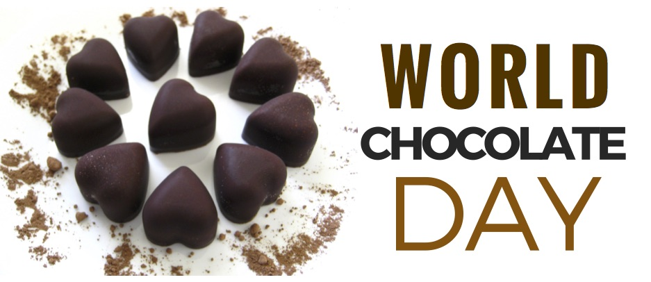 #WorldChocolateDay