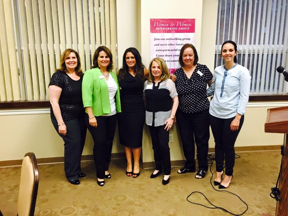 "GWACC's Women-to-Women ""Ten Years Later"" Event"