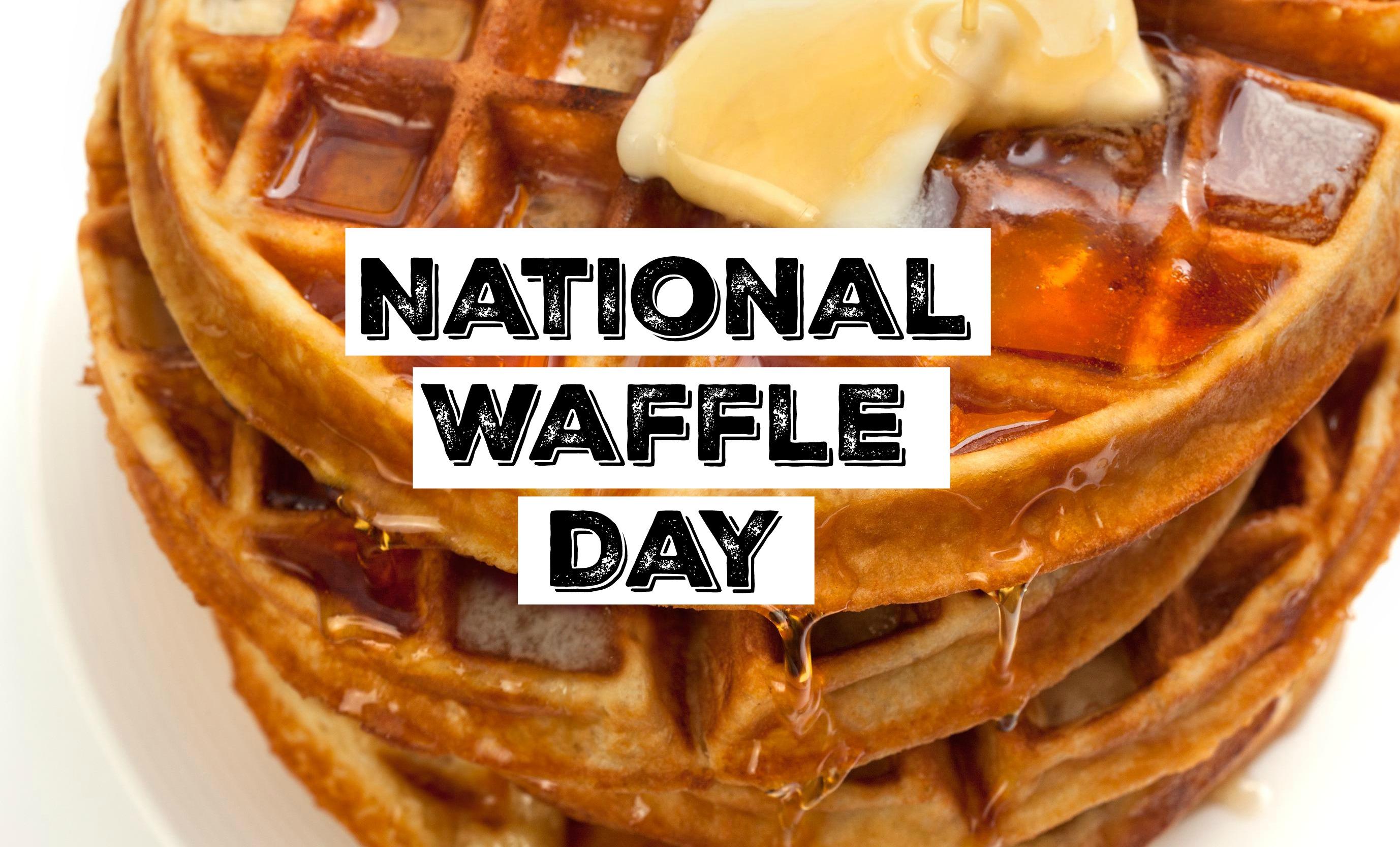 HipNJ Celebrates National Waffle Day