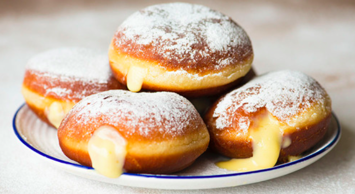 National Crème Filled Donut Day
