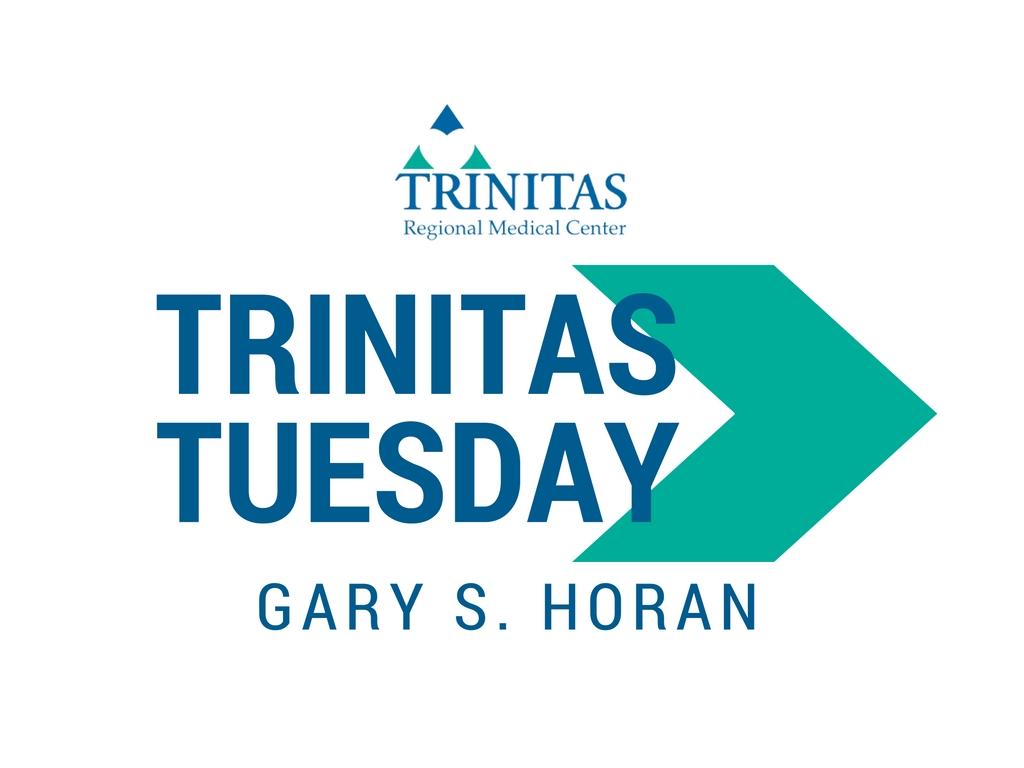 Meet Gary S. Horan, President of Trinitas Regional Medical Center