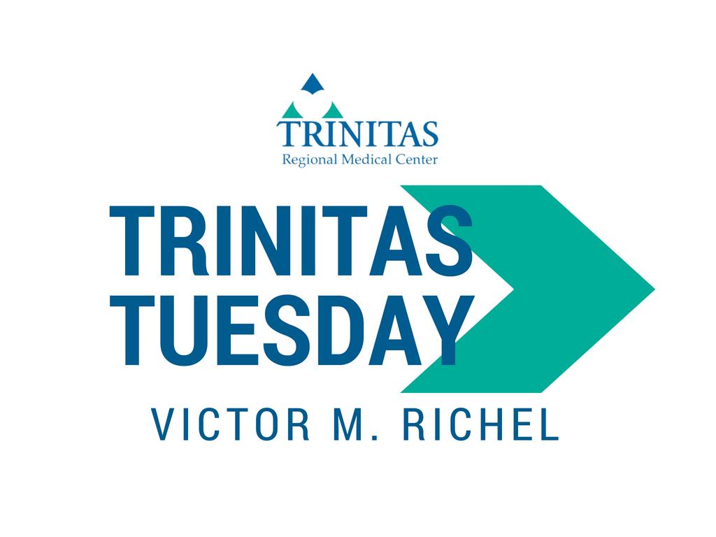 Victor M. Richel on the Wonderful Care of Trinitas RMC!