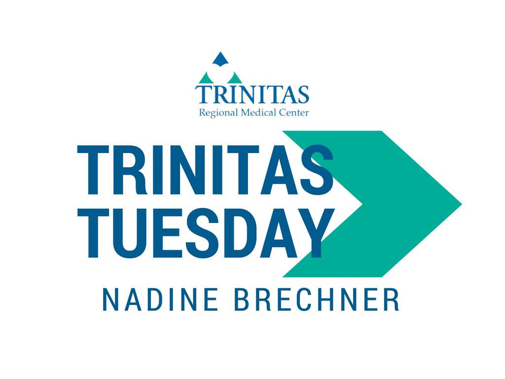 Nadine Brechner of the Trinitas Health Foundation Urges #HipNJ to Give Back!