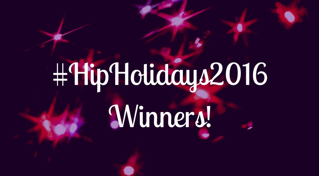 Announcing Our #HipHolidays2016 Winners!