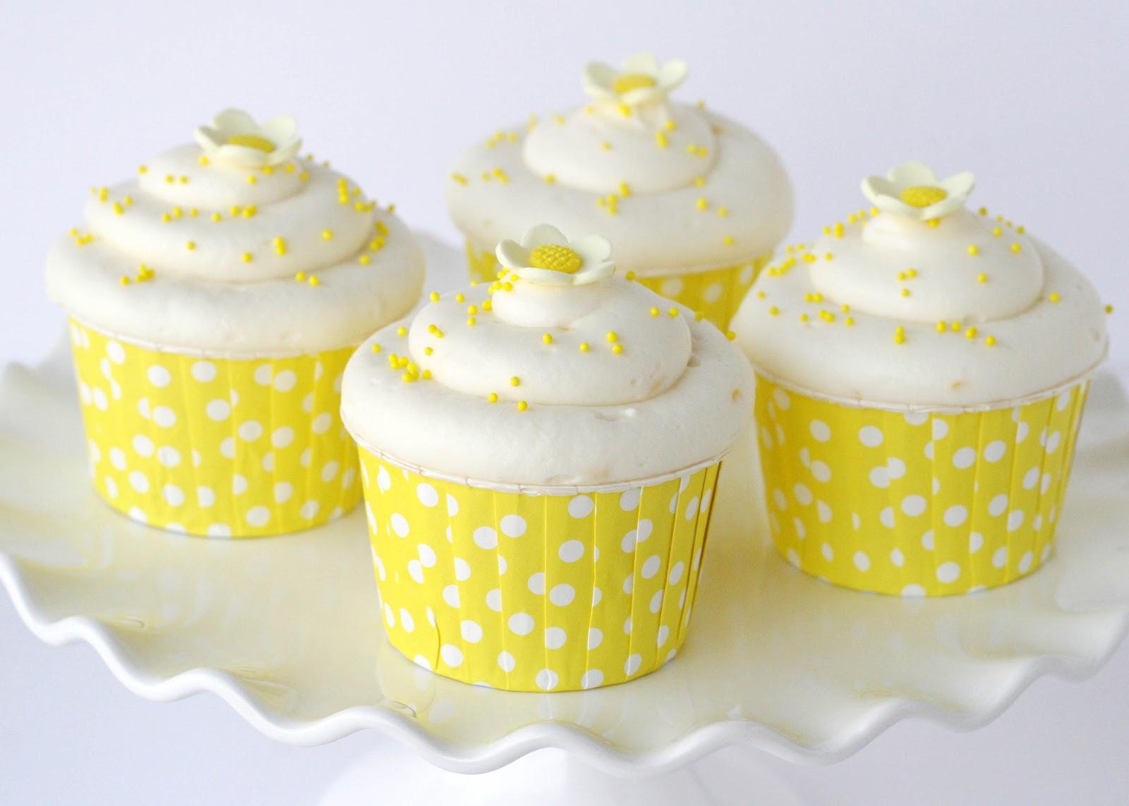 National Cupcake/Lemon Cupcake Day