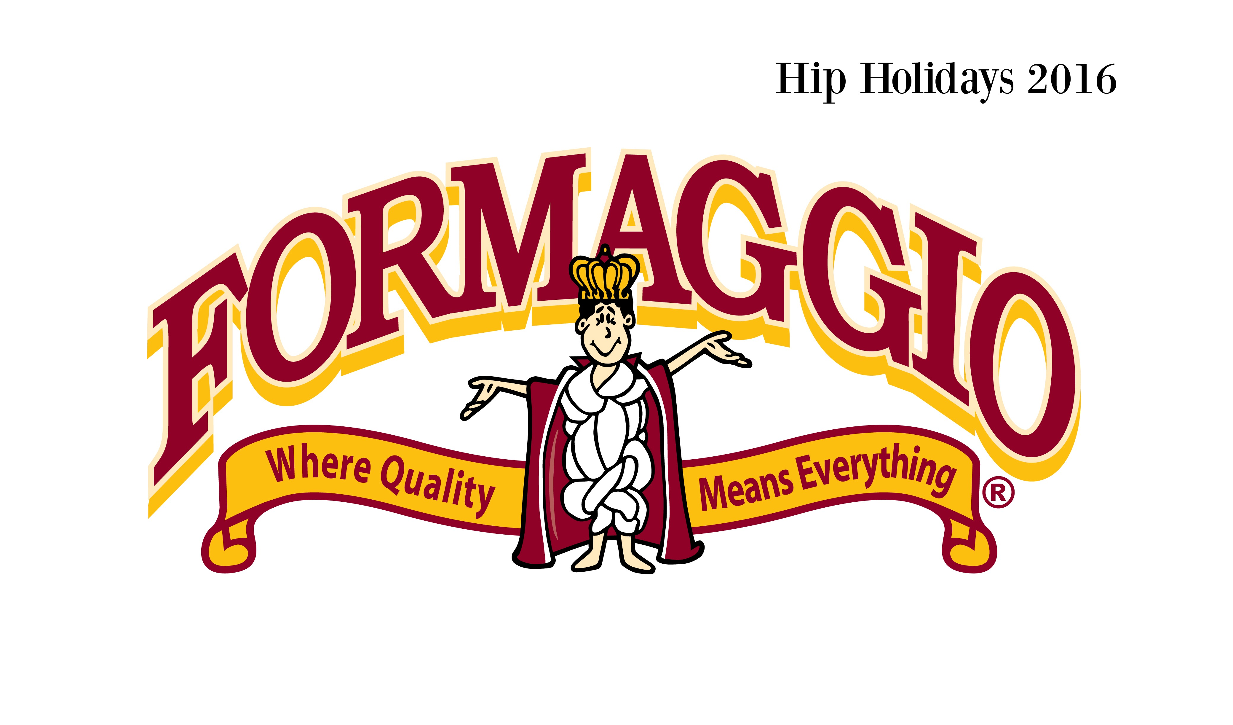 #HIPHOLIDAYS 2016: Formaggio Cheese