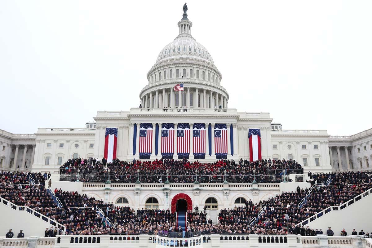Inauguration Weekend Recap