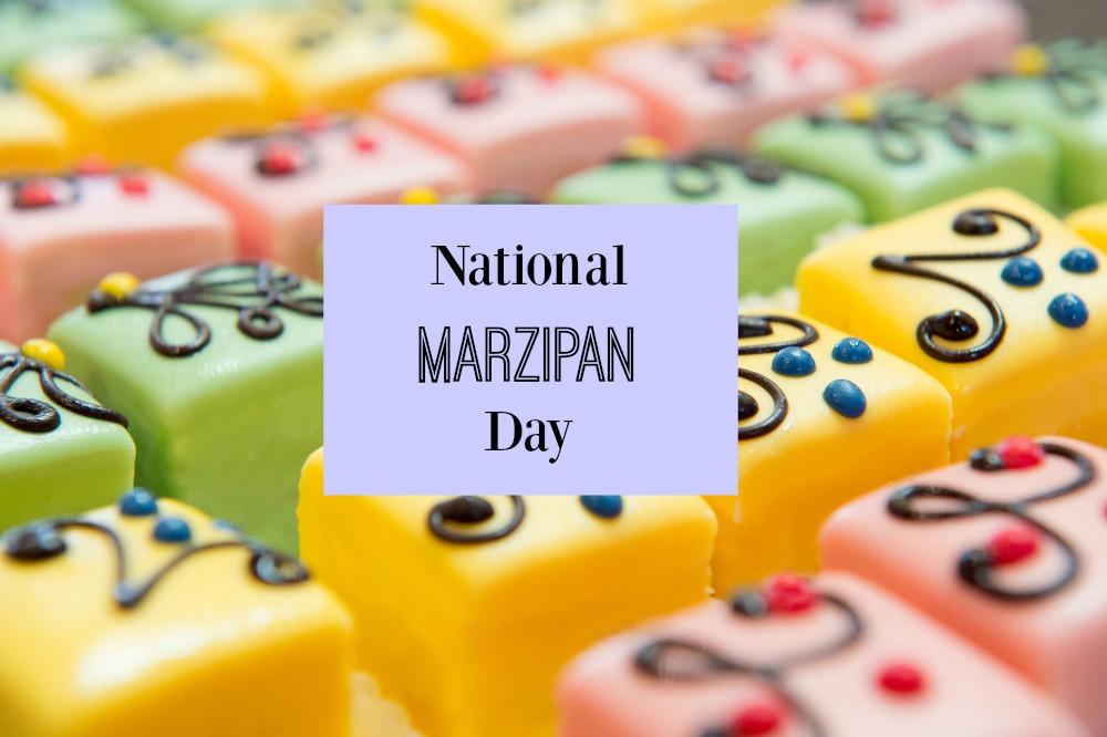 National Marzipan Day