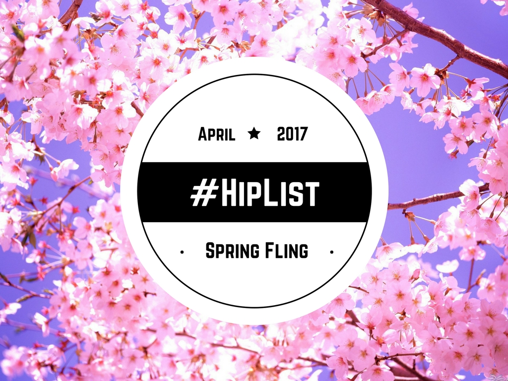 Announcing our Hip List Spring Fling Winners!