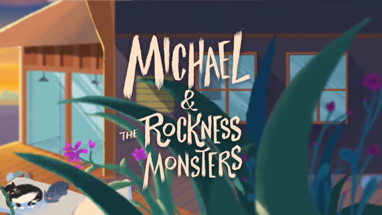 Michael and the Rockness Monsters