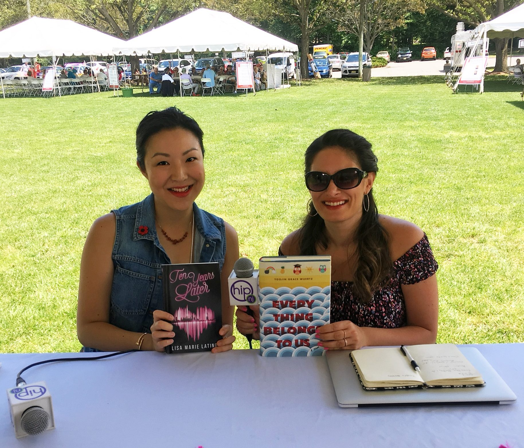 Garden State Top Authors Gather at BooksNJ