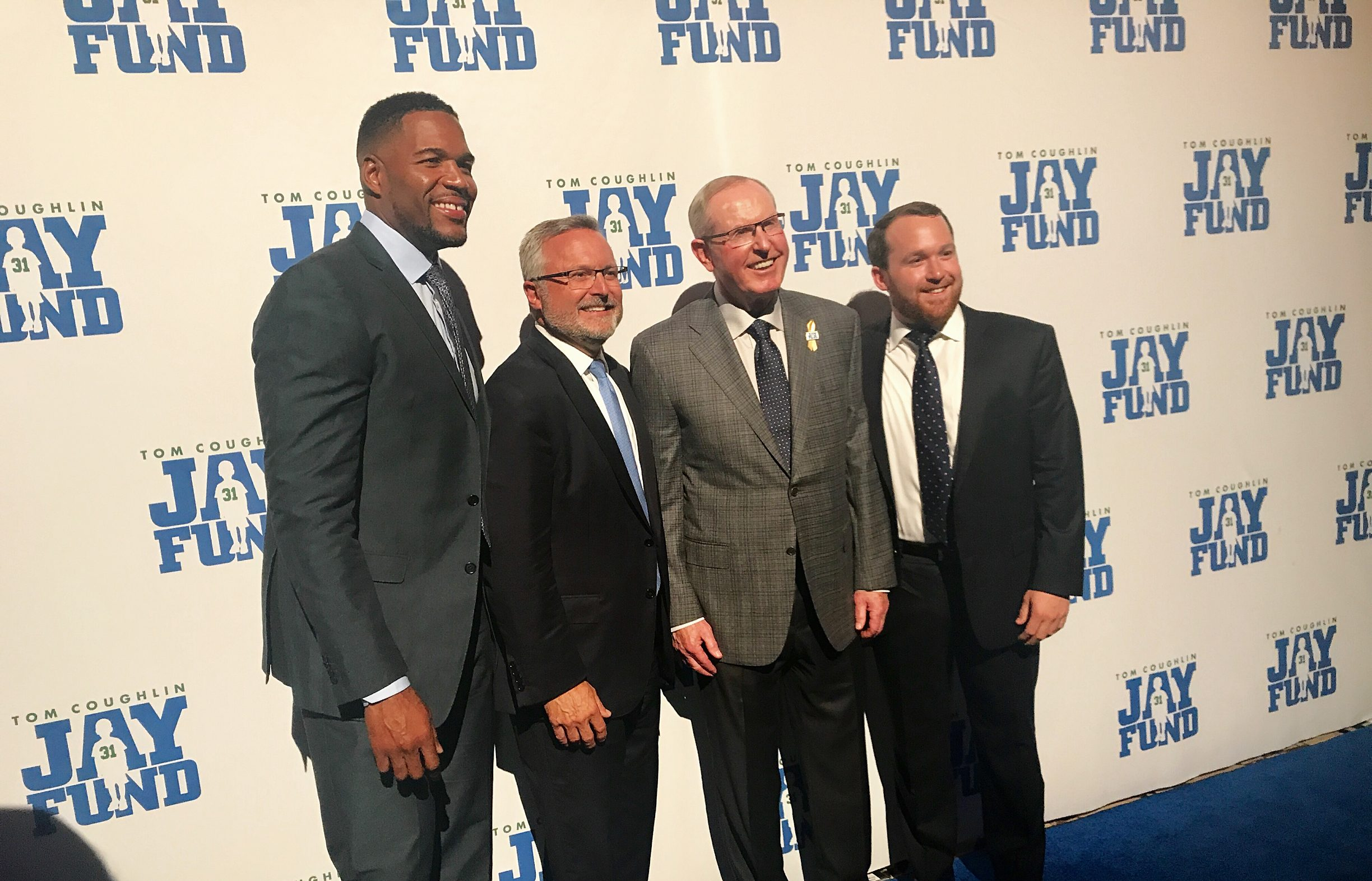 Tom Coughlin Jay Fund Foundation 13th Annual Champions for Children Gala