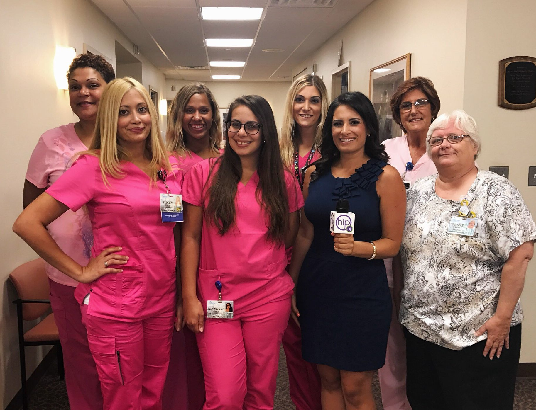Meet the NEW Connie Dwyer Breast Center