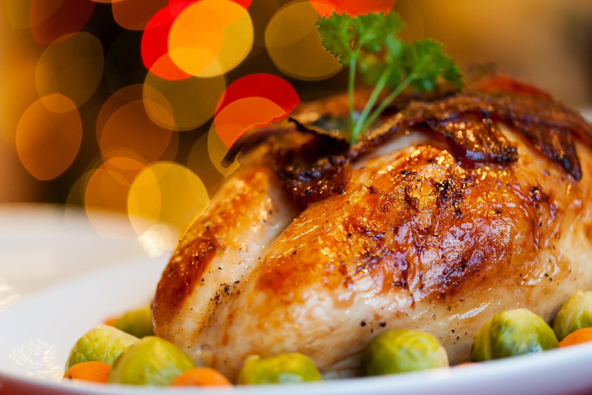 Thanksgiving with Cara's Cucina