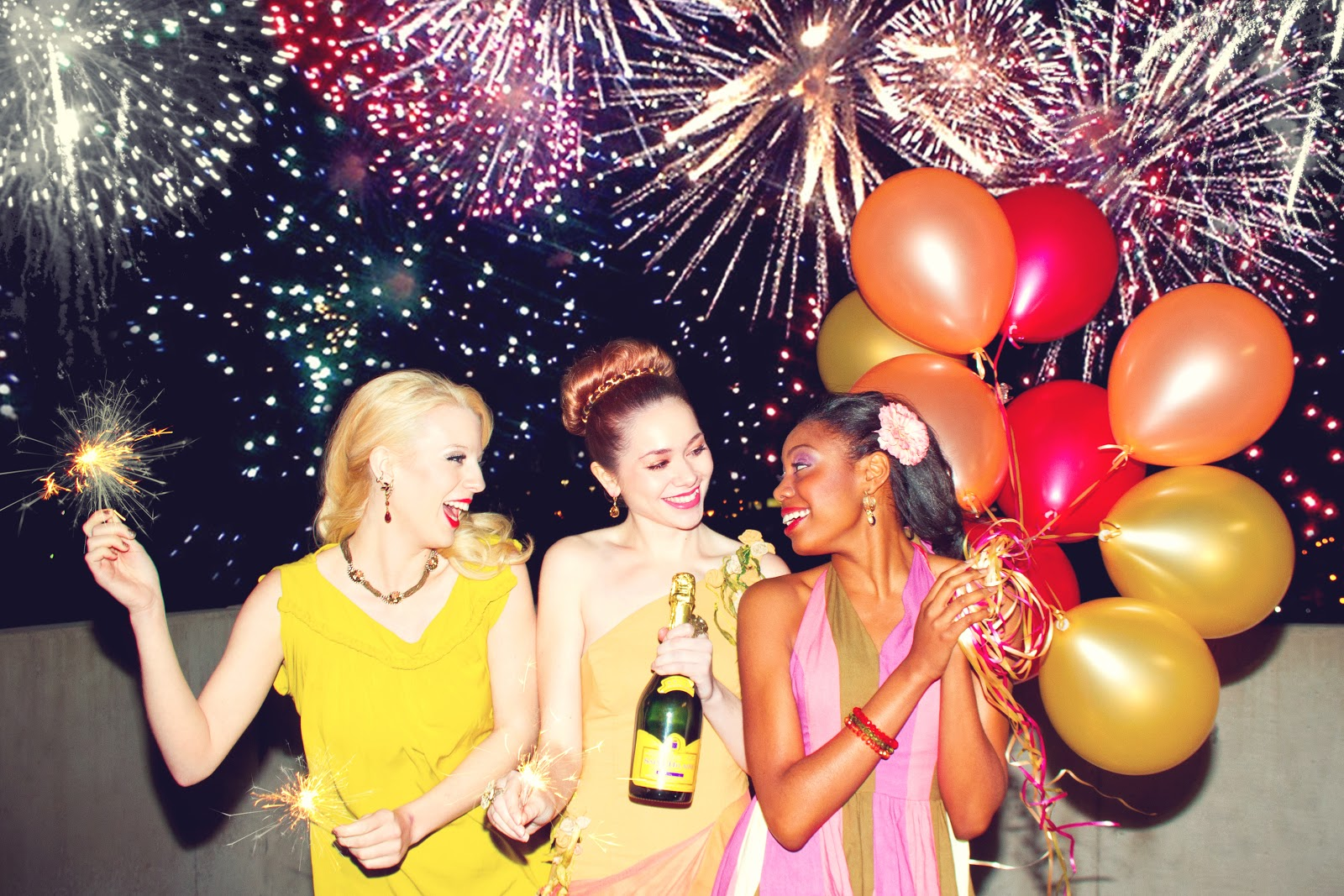 New Year's Eve Fashion Guide
