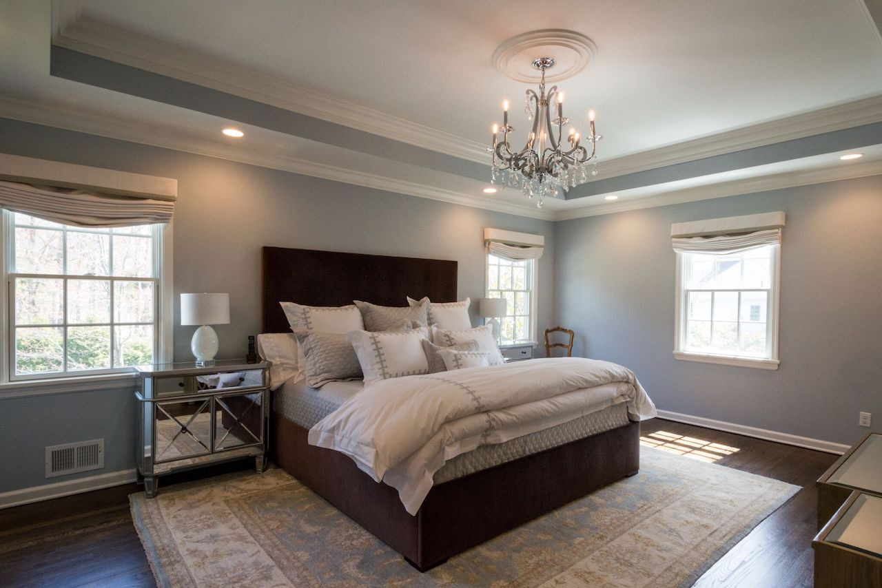 Creating a Bedroom with C.R. Interior Designs