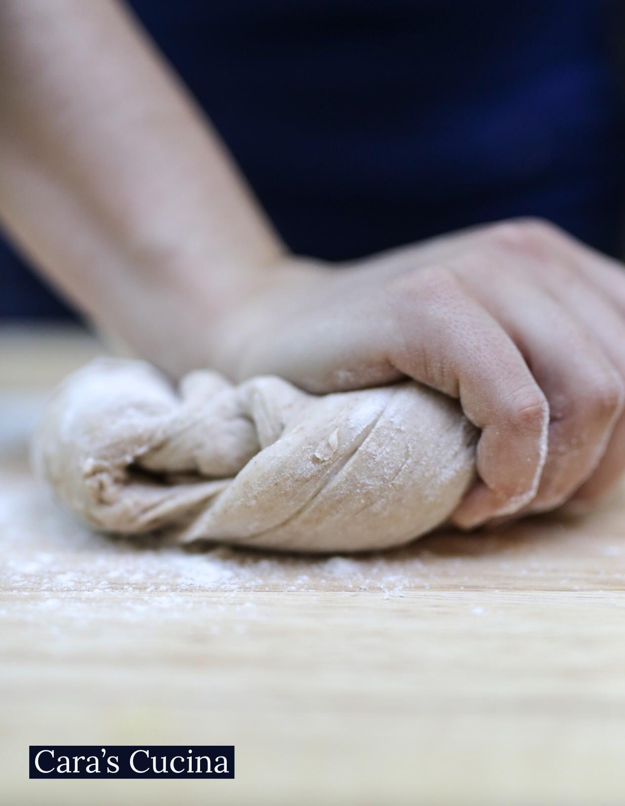 Cara's Cucina: Fresh Pizza Dough