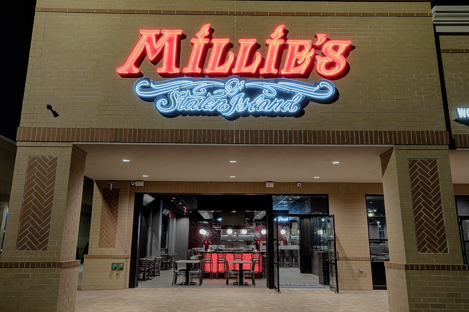 Millie's Old World Meatballs and Pizza of Staten Island