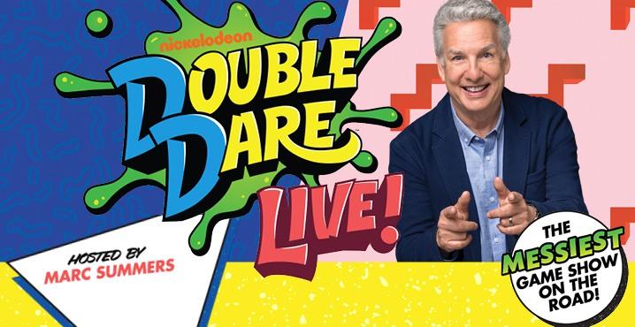 DOUBLE DARE Comes To Newark 11/15