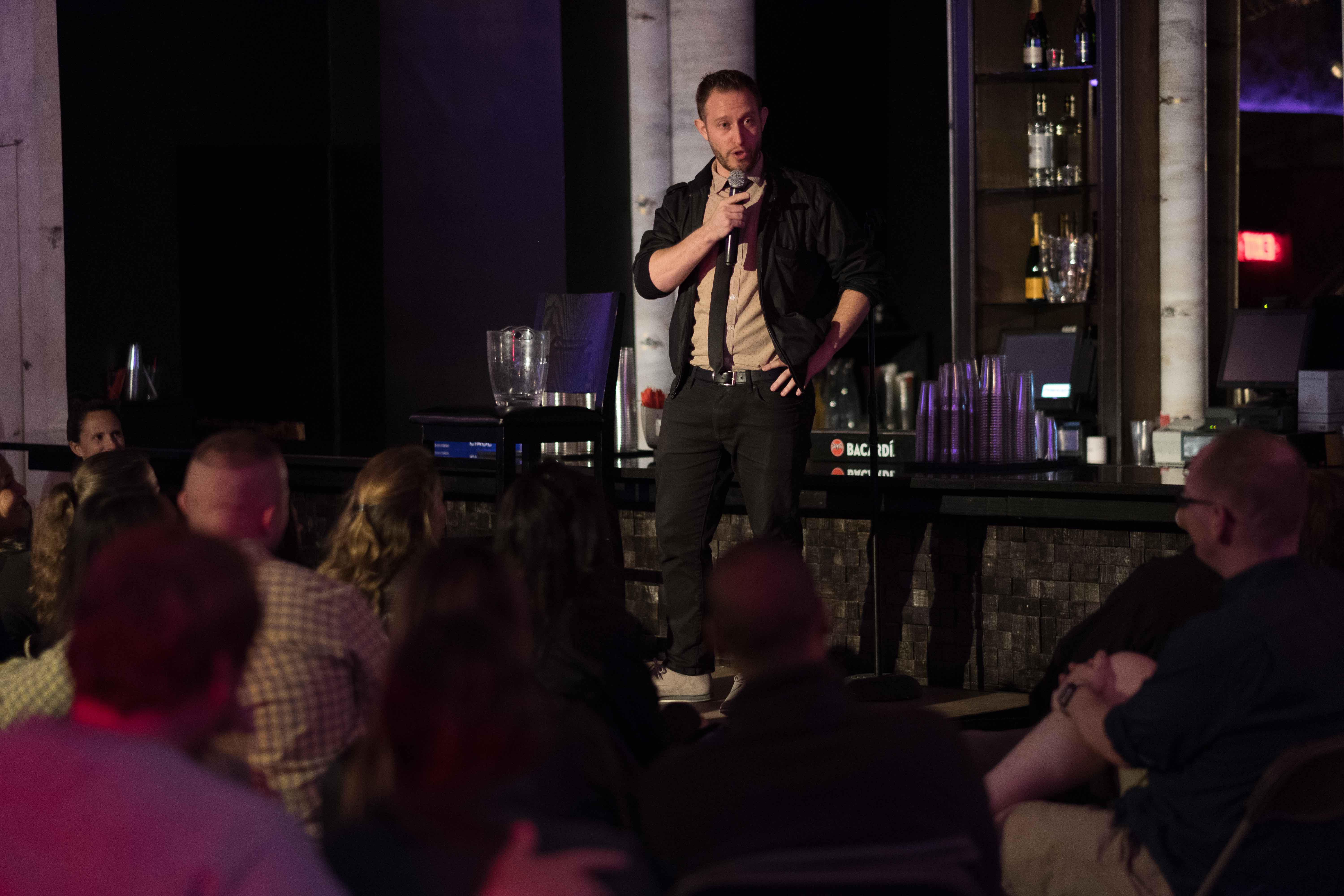9th Annual Hoboken Comedy Festival Looking for Comedians
