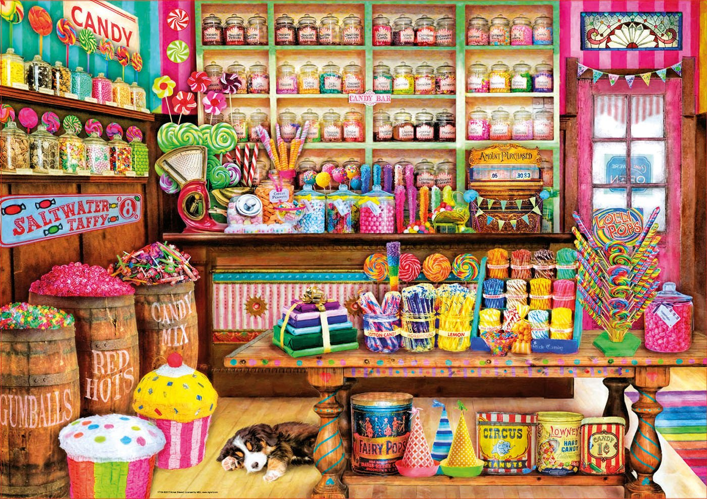 #NationalCandyDay 5 of NJ's Best Candy Shops