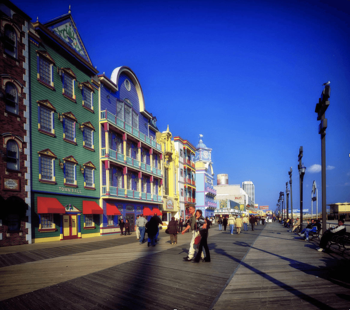 The Hip Guide to Atlantic City