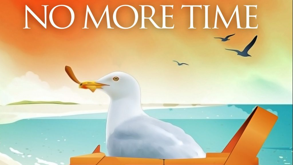 No More Time, an O'Dell Mystery at the Jersey Shore