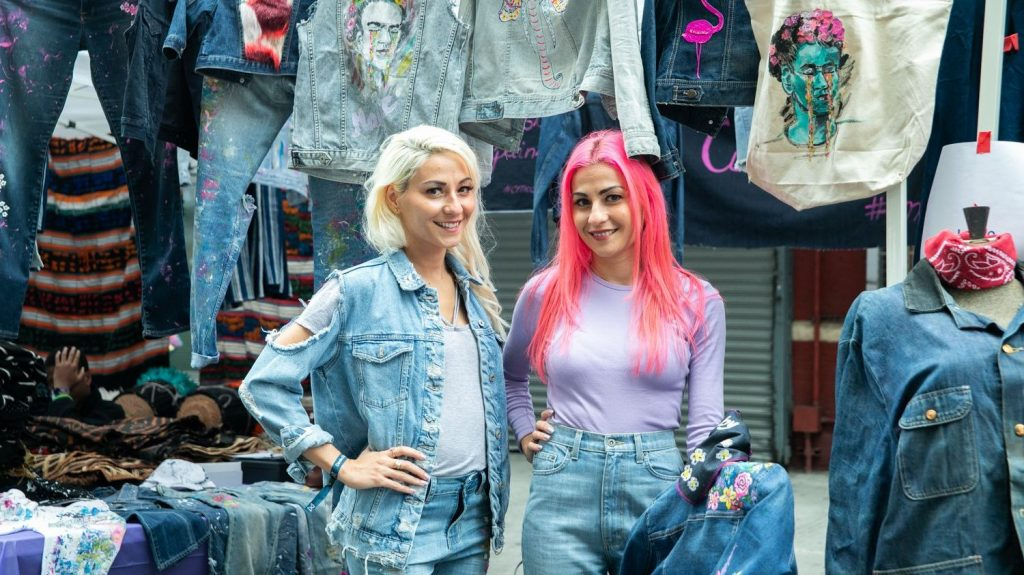 Curic & Curic, the Queens of The Denim Industry