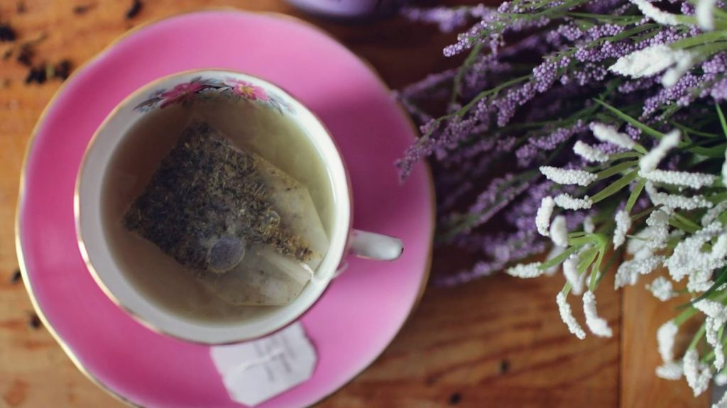Spilling The Tea With Kathleen Edinger