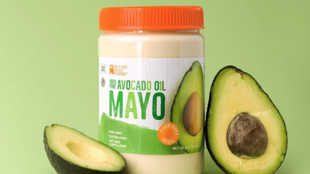 Avocado Oil Mayo – Love Your Body Hip List