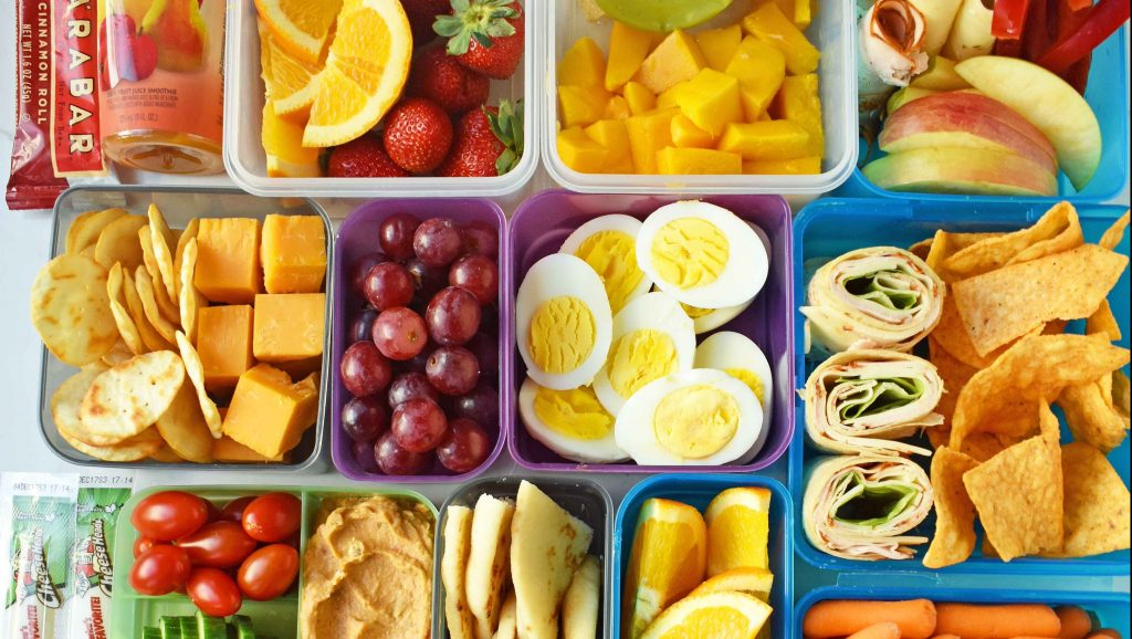 Back To School Lunches For #FoodFriday With Cara Di Falco
