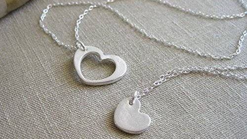 Hip List – River and Birch Heart Necklace Set
