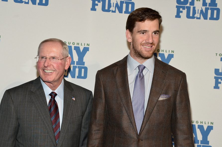 The Tom Coughlin Jay Fund Celebrates 25 Years