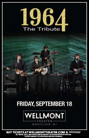 1964 - The Tribute @ The Wellmont Theater