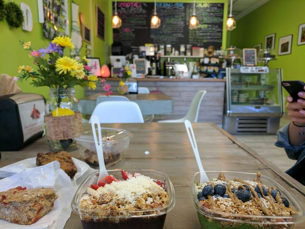 Gluten and Dairy Free Everything at Zest Eats!