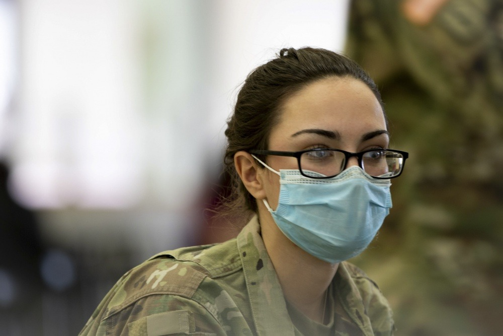 Newark Hospital Finds Second Wind in US Army