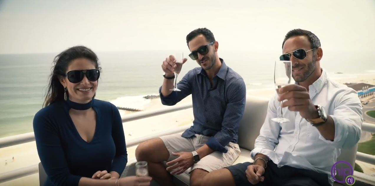 Watch Hip New Jersey on News12+ from Ocean Place Resort & Spa
