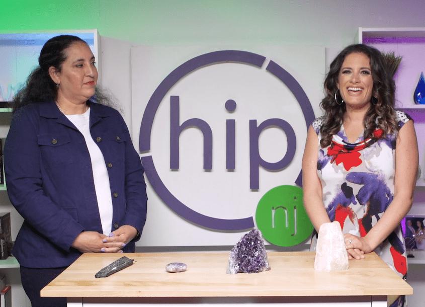 Spiritual Counselor Gina Fernandes on #HipNJ