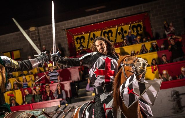 Watch #HipNJ on News12+ from Medieval Times